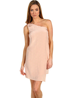 SALE! $154.99 - Save $230 on Tibi Eldridge Dress (Toast) Apparel - 59.74% OFF $385.00