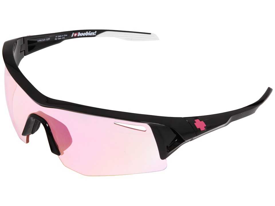 Spy Optic - Screw (Spy/Keep A Breast/Pink w/Pink Spectra) Fashion Sunglasses