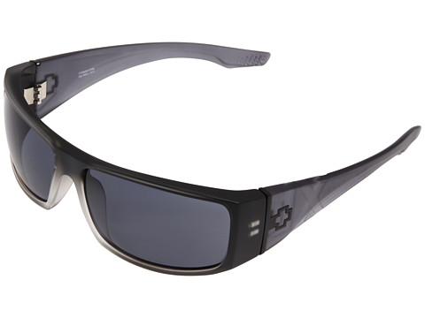Spy Optic - Cooper XL (Black Ice/Grey) Sport Sunglasses