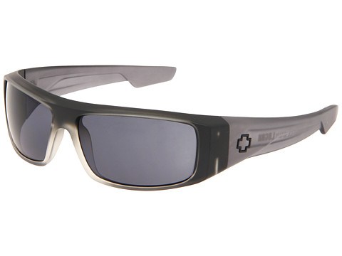 Spy Optic - Logan (Black Ice/Grey) Sport Sunglasses