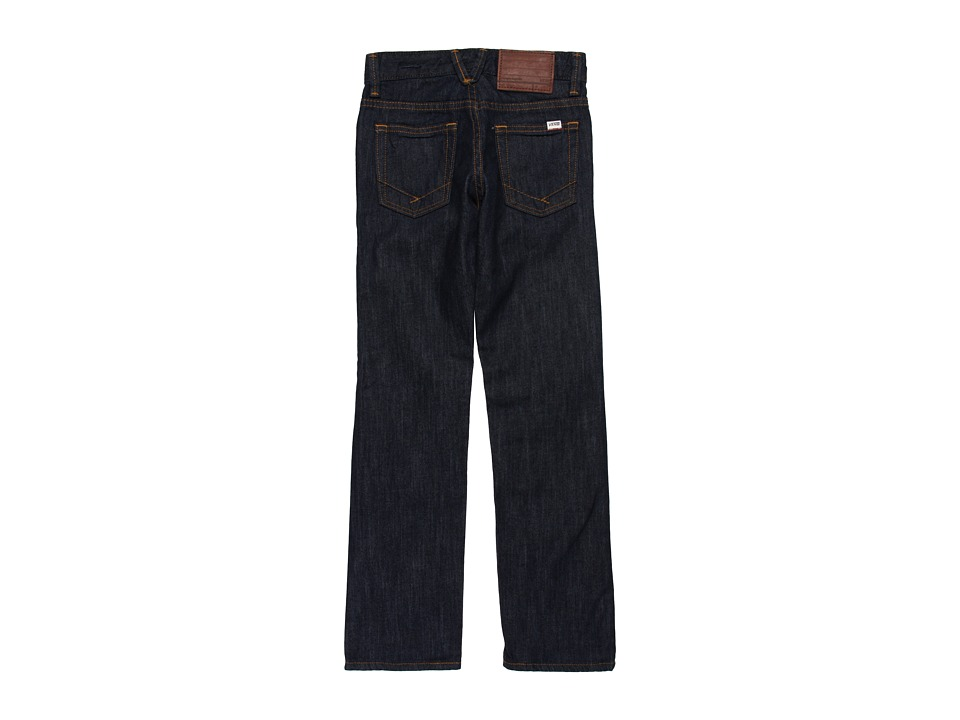 Vans Kids - V66 Slim Jean (Little Kids/Big Kids) (Midnight Indigo) Boy's Jeans