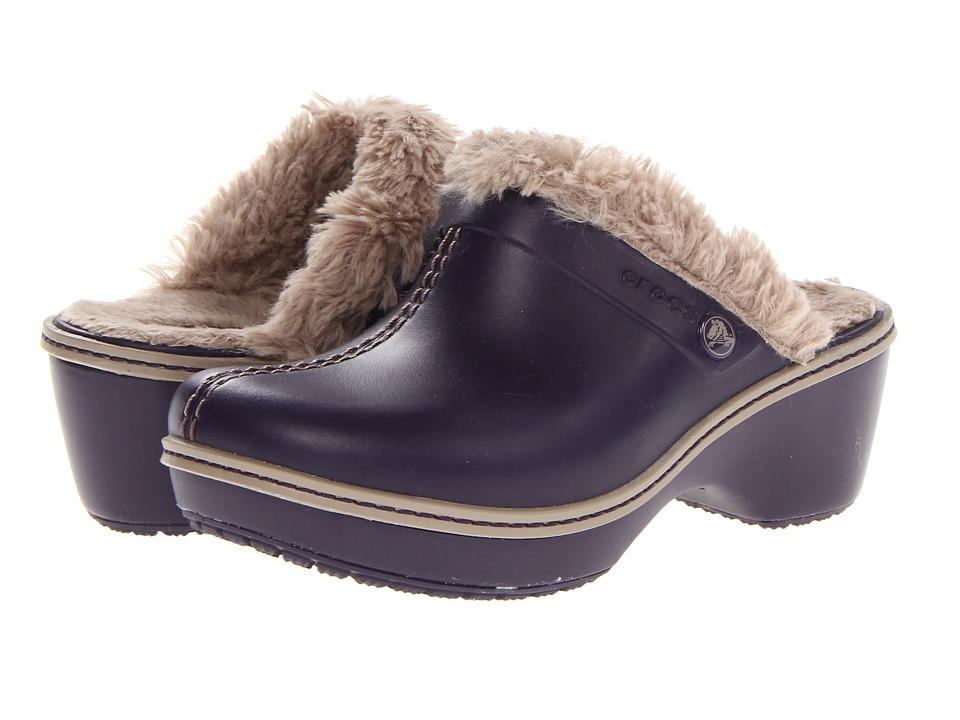 Crocs - Crocs Cobbler EVA (Mulberry/Mushroom) Women's Clog/Mule Shoes