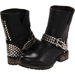 Steve Madden Fraankie (Black Multi) Footwear