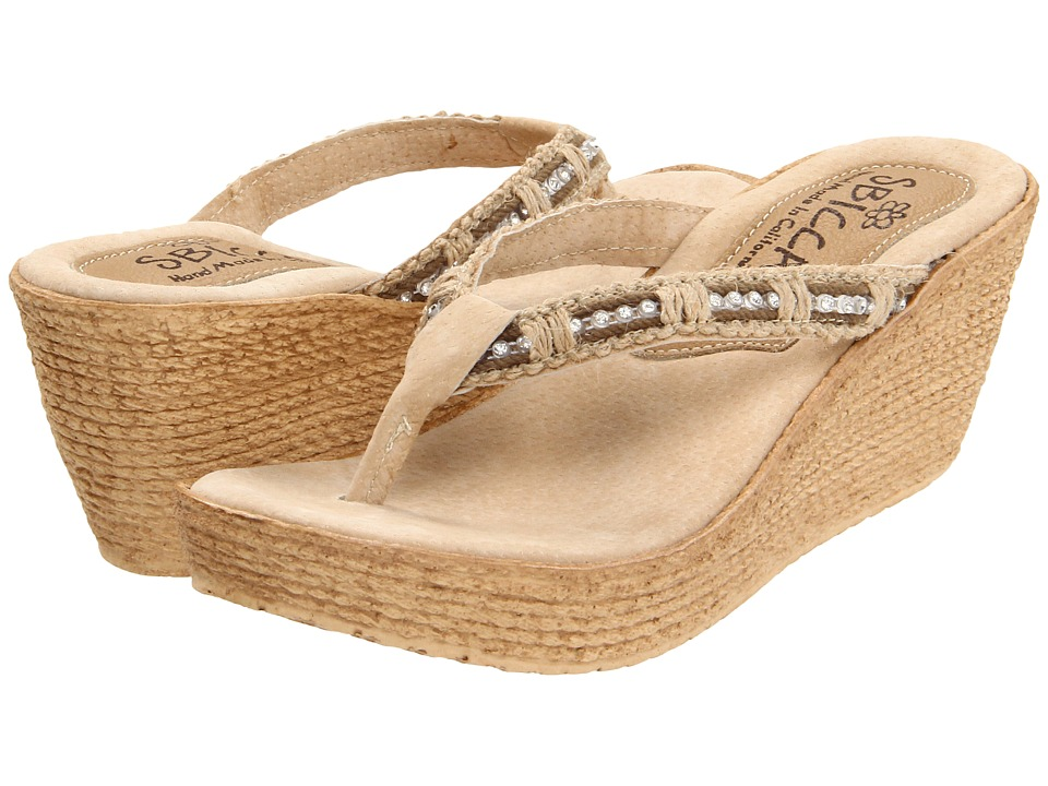 Sbicca - Cora (Taupe) Women's Sandals