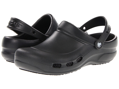 Crocs - Bistro Vent (Black) Shoes