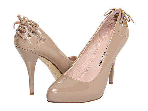 Chinese Laundry - Don't Stop (Nude Patent) High Heels