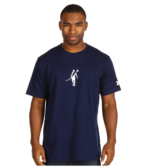 Toes on the Nose - Dawn Patrol T-Shirt (Navy) Men