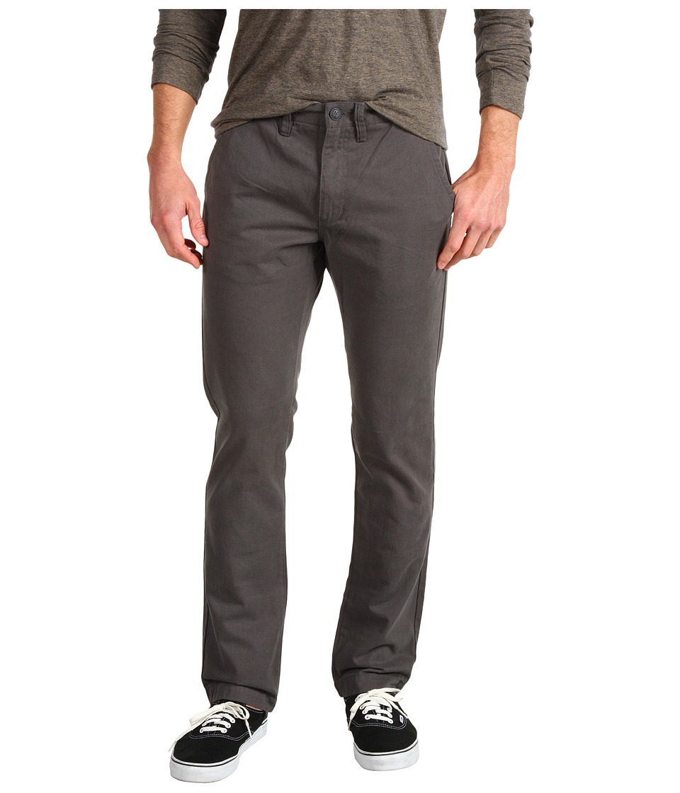 Vans - Excerpt Chino (Gravel) Men's Casual Pants