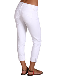SALE! $51.99 - Save $120 on James Jeans Neo Beau in Neo White Pearl (Neo White Pearl) Apparel - 69.77% OFF $172.00