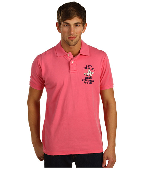 Fresh Brand - E1LF52 (Pink) Men's Clothing