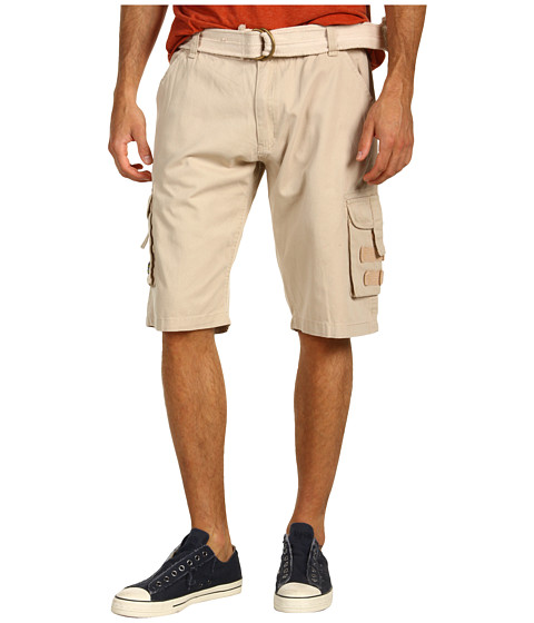 Fresh Brand - ZF73 (Beige) Men's Shorts