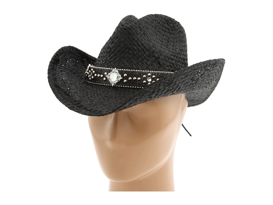 M&F Western - 7105801 (Black) Cowboy Hats