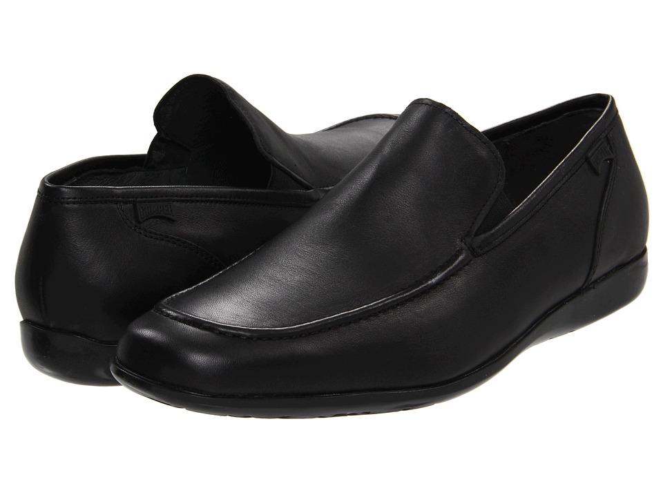 Camper - Mauro Slip-on-18282 (Black) Men's Slip on Shoes