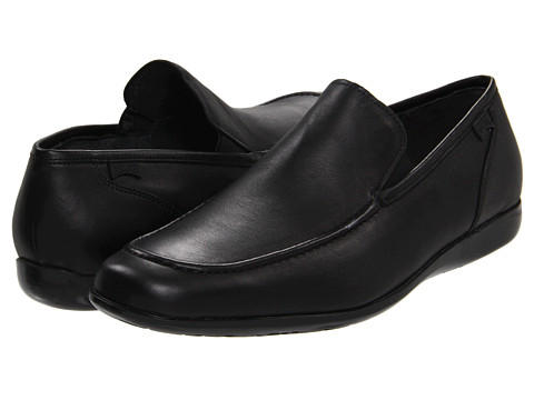 Camper - Mauro Slip-on-18282 (Black) Men's Slip on Shoes
