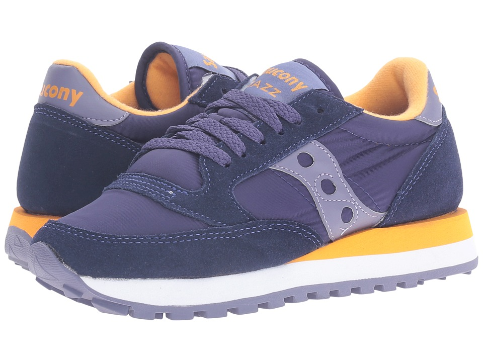 Saucony Originals - Jazz Original (Purple) Women's Classic Shoes