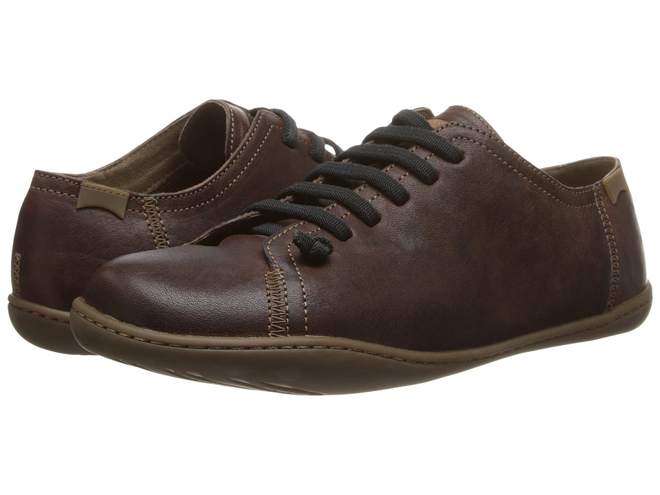 Camper - Peu Cami - Lo-17665 (Rust/Copper) Men's Lace up casual Shoes