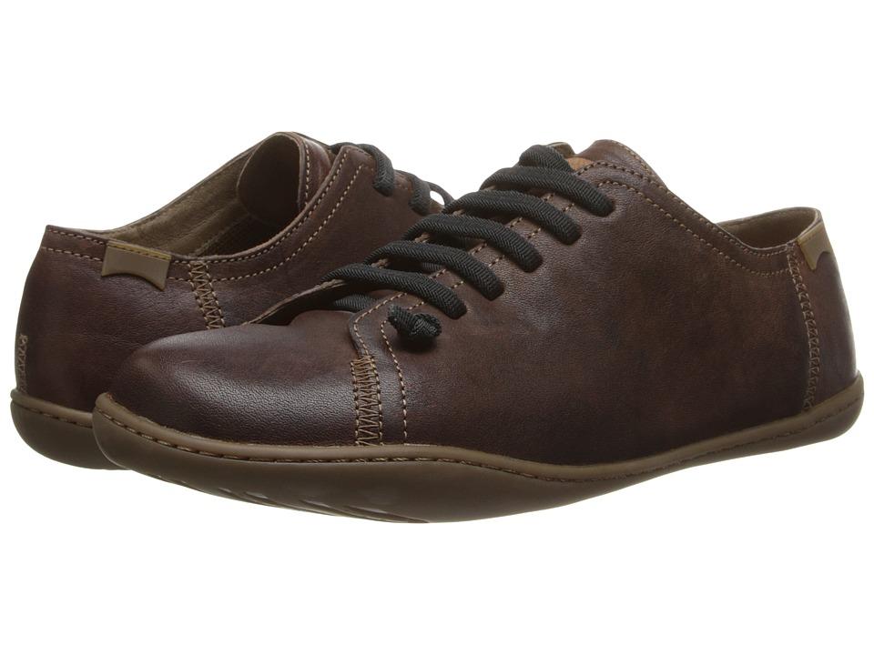 Camper - Peu Cami - Lo-17665 (Rust/Copper) Men's Lace up casual Shoes