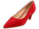 Christin Michaels - Jezebel (Red Suede) - Footwear