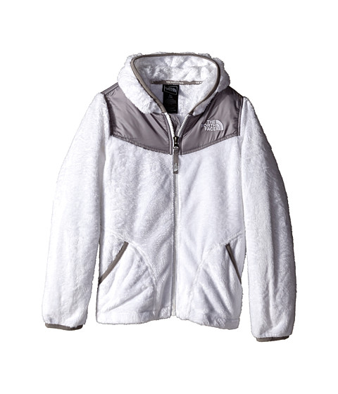The North Face Kids - Oso Hoodie (Little Kids/Big Kids) (TNF White 2) Girl