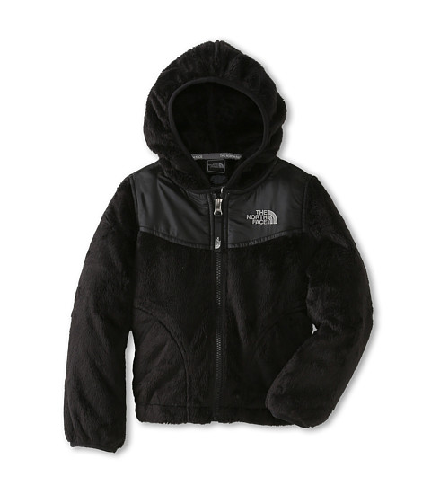 The North Face Kids - Oso Hoodie (Little Kids/Big Kids) (TNF Black 2) Girl