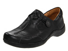 Clarks - Un.maple (Black Leather) - Clarks Shoes