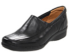 Clarks - Un.clap (Black Leather) - Clarks Shoes