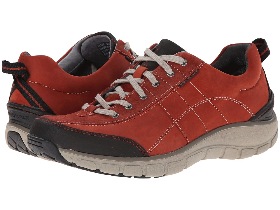 Clarks - Wave.Trek (Red) Women's Lace up casual Shoes