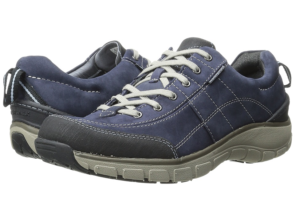 0a80d89190f UPC 046734591186 - Clarks Wave.Trek (Navy) Women's Lace up casual ...
