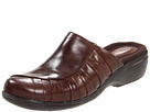 Clarks - Ruthie Shine (Dark Brown Leather) - Clarks Shoes