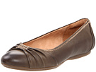 Clarks - Aldea Abode (Olive Leather) - Clarks Shoes