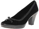 Clarks - Diamond Opal (Black Suede) - Clarks Shoes