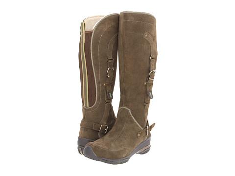 Jambu - Sport Rider (Moss Brushed Suede) Women's Boots