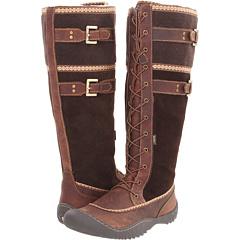 Jambu Celica (Brown Pull Up Tumble Leather) Footwear