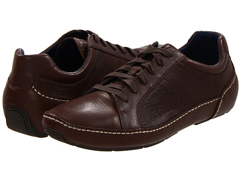Cole Haan - Air Mitchell Oxford (Dark Brown) Men's Lace up casual Shoes