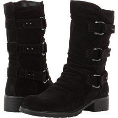 Clarks Orinocco Kick (Black Suede) Footwear