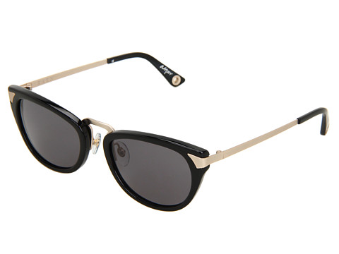 RAEN Optics - Asper Polarized '12 (All Black - Japanese Gold) Fashion Sunglasses