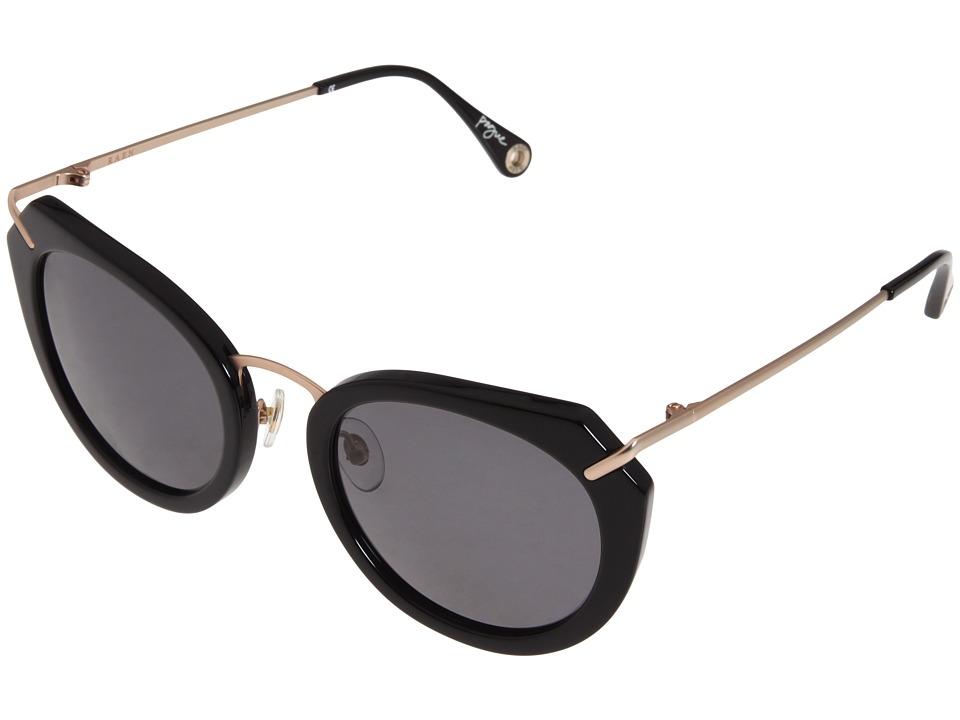 RAEN Optics - Pogue Polarized (Black- Japanese Gold) Sport Sunglasses