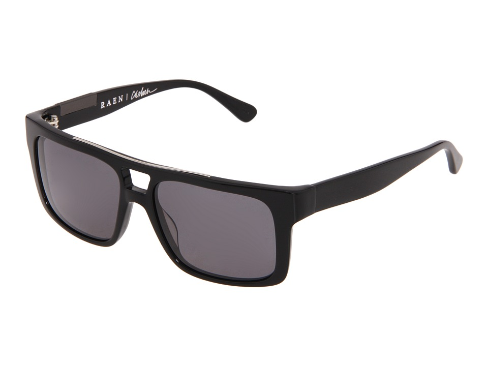 RAEN Optics - Casbah Polarized '12 (All Black) Polarized Sport Sunglasses