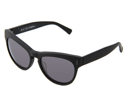 RAEN Optics - Breslin Polarized '12 (Matte Black) Polarized Sport Sunglasses