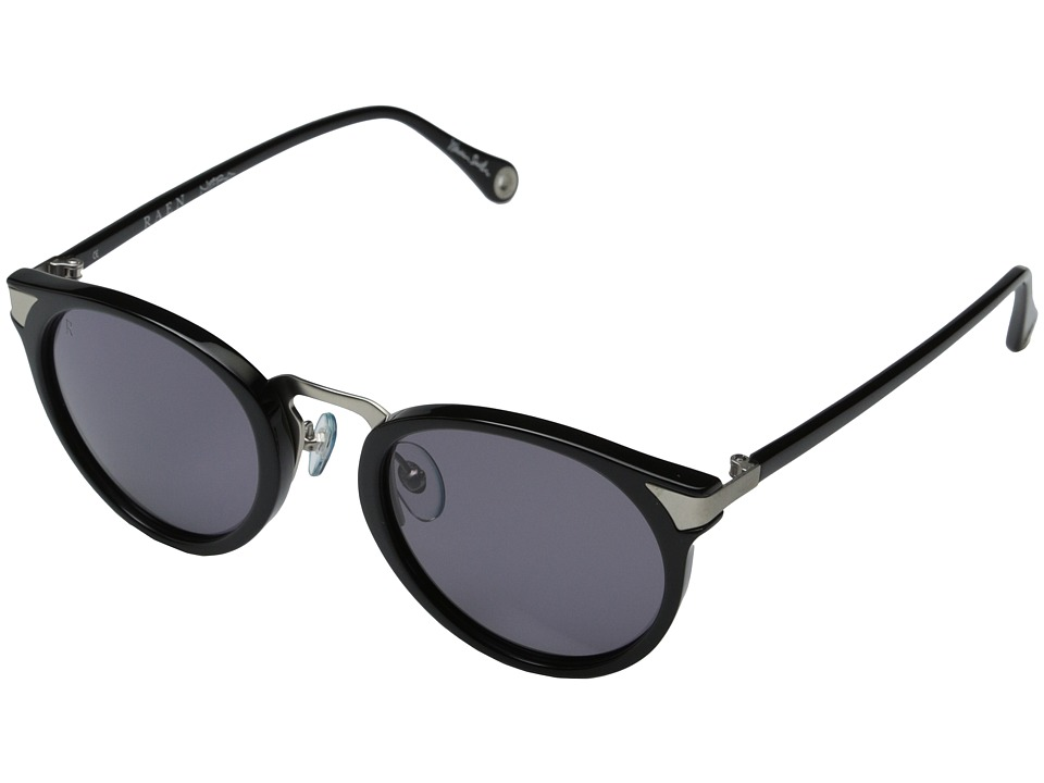 RAEN Optics - Nera '12 (All Black - Silver) Sport Sunglasses