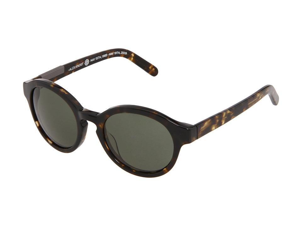 RAEN Optics - Flowers '12 (Brindle Tortoise) Sport Sunglasses