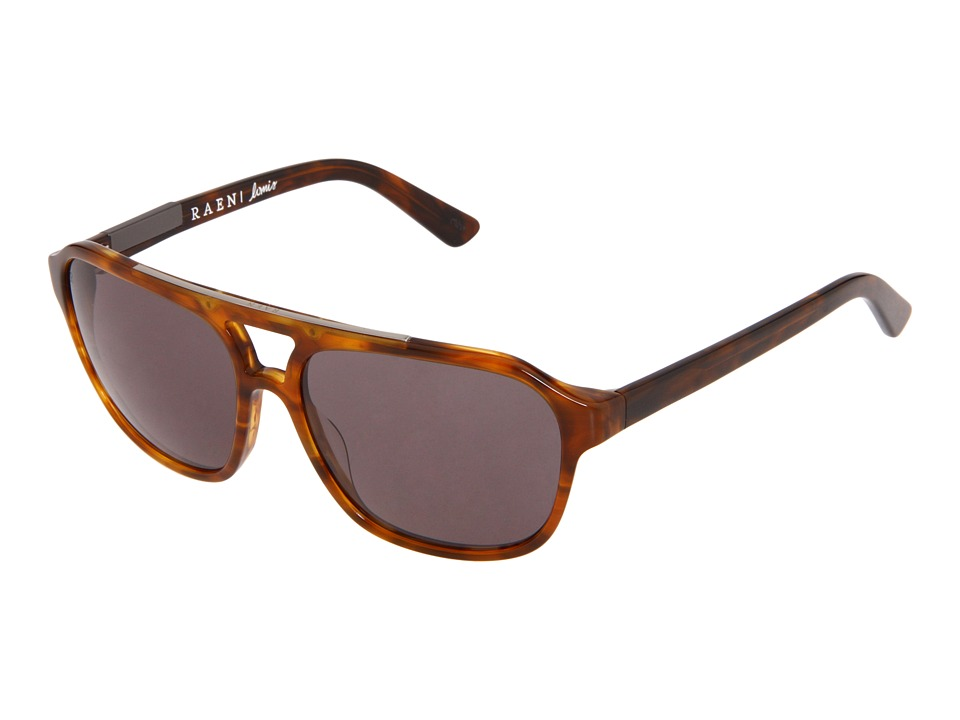 RAEN Optics - Lomis '12 (Rootbeer) Sport Sunglasses