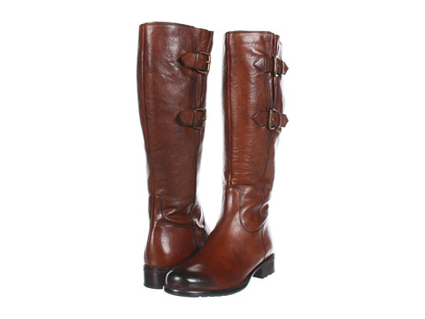Clarks - Mullin Spice (Tan Leather) Women's Zip Boots