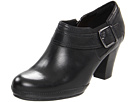 Clarks - Vermont Vivi (Black Leather) - Clarks Shoes