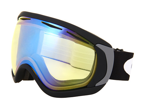 Oakley - Canopy '12 (Canopy Matte Black w/ High Intensity Yellow Iridium) Snow Goggles