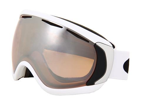 Oakley - Canopy '12 (Canopy Matte White w/Black Iridium) Snow Goggles