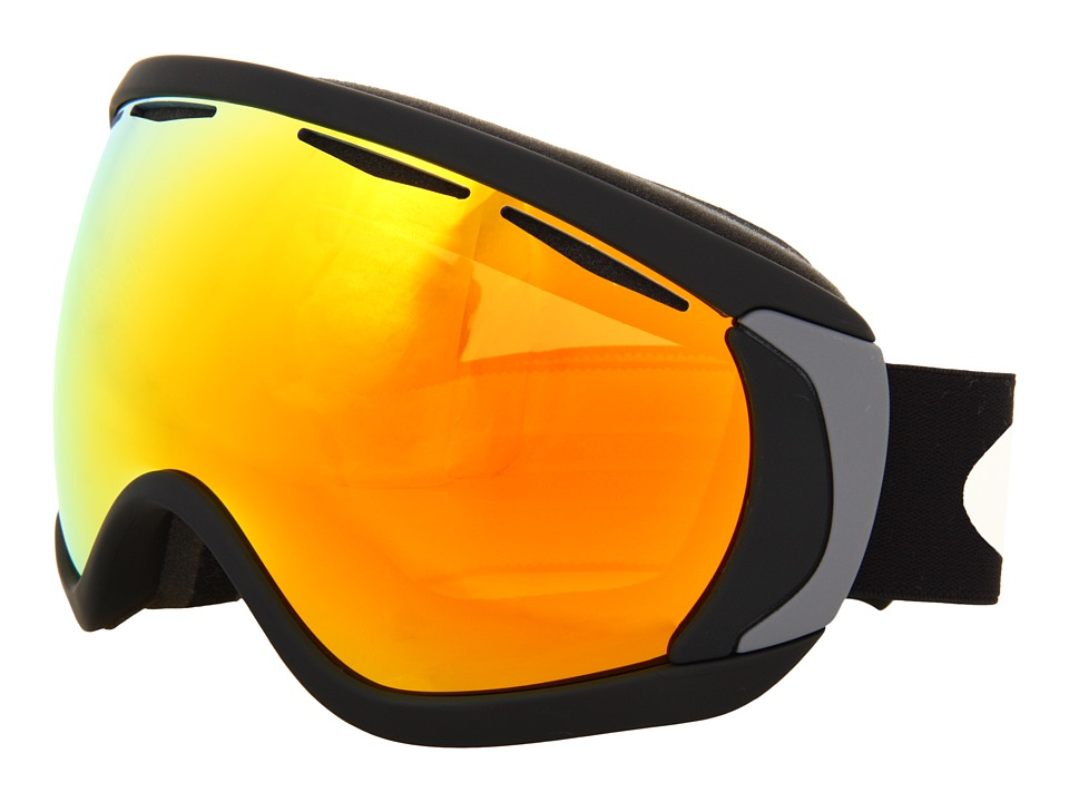 Oakley - Canopy '12 (Canopy Matte Black w/Fire Iridium) Snow Goggles