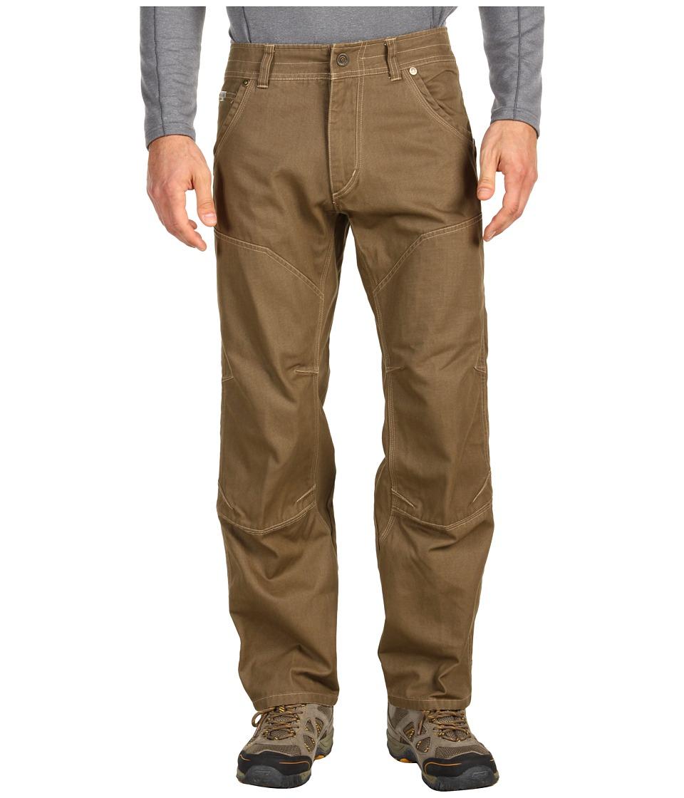 KUHL - The Law Pant (Dark Khaki) Men's Clothing