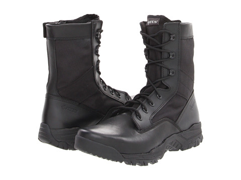 Bates Footwear - Zero Mass 8 (Black) Men's Work Boots