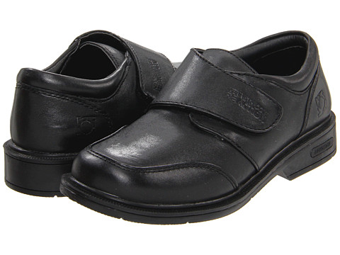 Kenneth Cole Reaction Kids - Stay In Prep (Little Kid/Big Kid) (Black) Boys Shoes